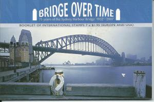 Bridge Over Time  Prestige Booklet Cost $14.95