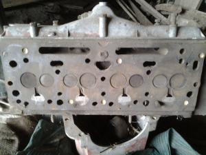 Perkins diesel 4 cylinder head