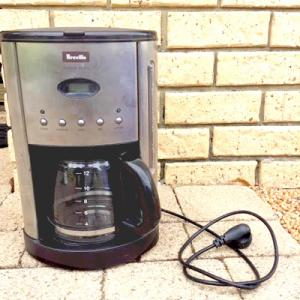 Breville Coffee Machine