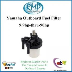 A Brand New Fuel Filter Yamaha 9.9hp-thru-90hp1994-2014 # R 61N-24