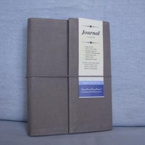 Canvas A5 Drawing & Sketch Book Journals - Grey Cover