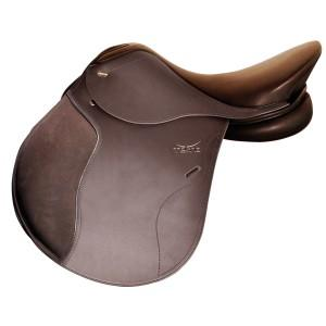 Tekna S6 All Purpose Saddle Suede Seat - Brown