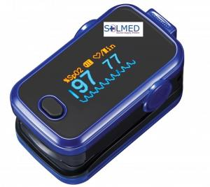 FINGER TIP PULSE OXIMETER OLED DISPLAY MULTI FUNCTION HOME USE