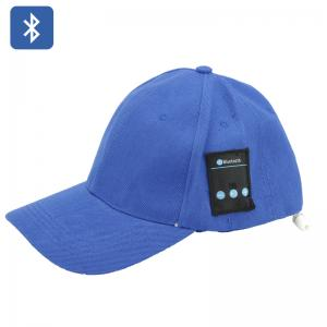 Wireless Bluetooth Baseball Cap + Earphones