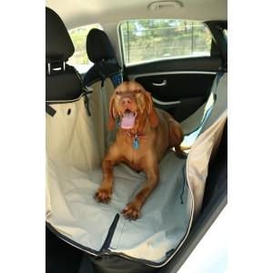 Happy Hound Hammock Back Car Seat Protector