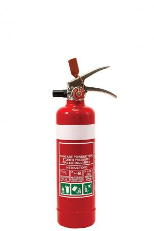 FIRE EXTINGUISHER 1KG ABE