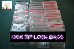 Zip Lock Bags 50mmx70mm