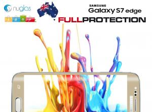 Nuglas 9H 3D Full Cover Screen Protector