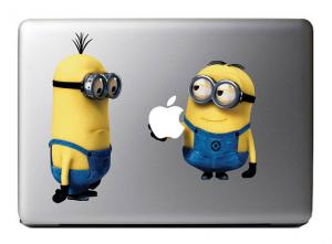 Despicable me Minions Apple MacBook Decal skin Air/Pro13