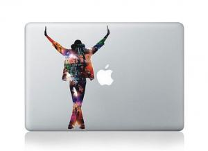Premium Michael Jackson Apple MacBook Decal skin Air/Pro 13
