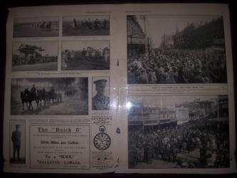 News paper Western Mail september 22 1916  (copy)