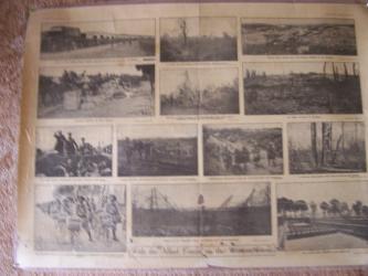 News paper Western Mail September 22 1916  WW1