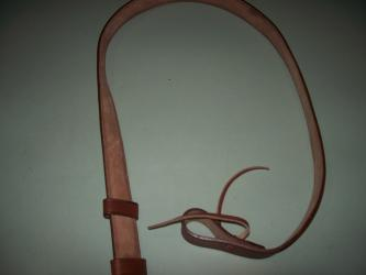 WWI  British Lee Enfield SMLE Leather Rifle Sling