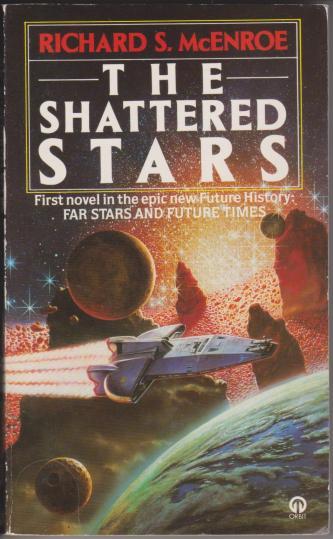 The Shattered Stars, by Richard S McEnroe