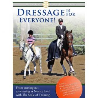 Dressage Is For Everyone! Horse riding DVD Horse