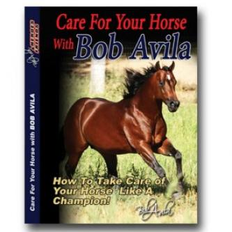 Avila CARE FOR YOUR HORSE DVD 86 Minutes