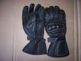 Motorcycle gloves motorbike gloves 100% FULL LEATH