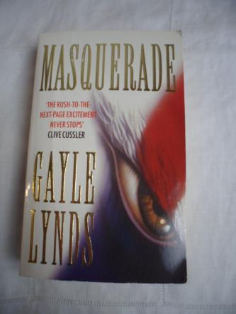 Book Masquerade by Gayle Lynds