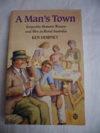 Book A Mans Town by Ken Dempsey