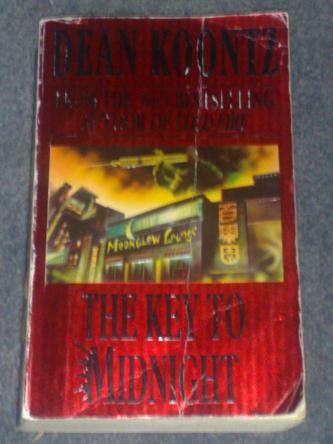 The Key to Midnight, by Dean Koontz