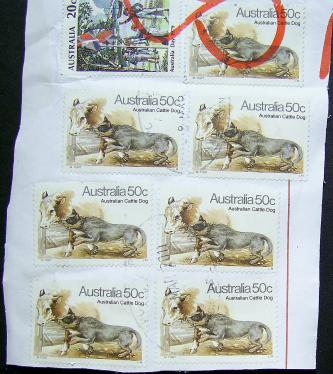 Stamps on Paper(sop1E812)