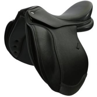 LeTek DRESSAGE SADDLE - Black Brand NEW