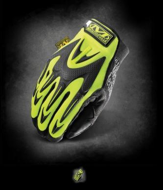 MECHANIX M-PACT Safety Glove Size:  Large