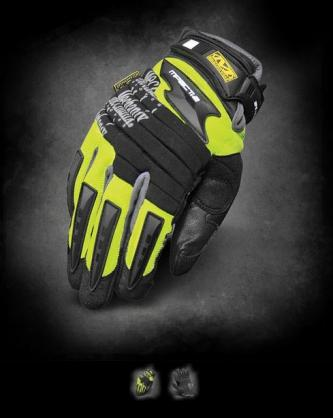 MECHANIX M-PACT 2 Safety Glove Size: Small