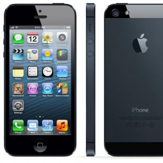 iPhone 4 - Black - 16GB UNLOCKED