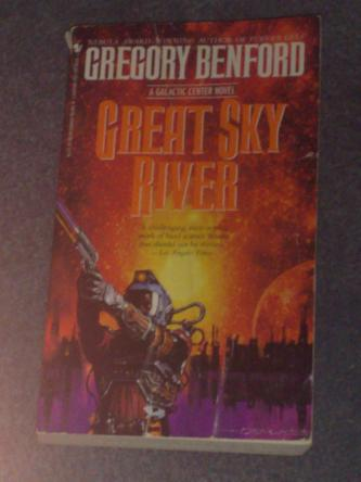 Great Sky River, by Gregory Benford