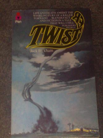 Twister, by Jack Bickham