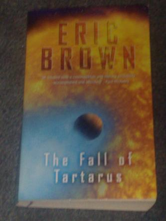 The Fall of Tartarus, by Eric Brown