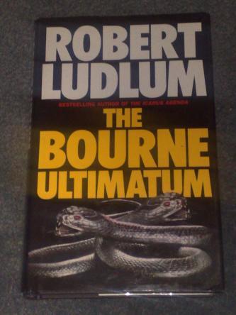 The Bourne Ultimatum, by Robert Ludlum