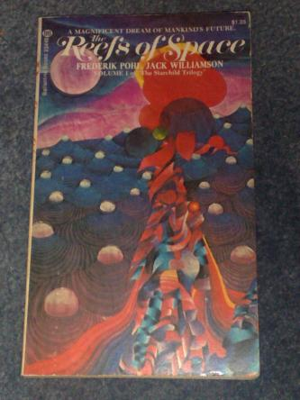 The Reefs of Space, by Frederik Pohl and Jack Williamson