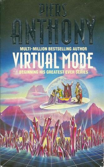 Virtual Mode, by Piers Anthony