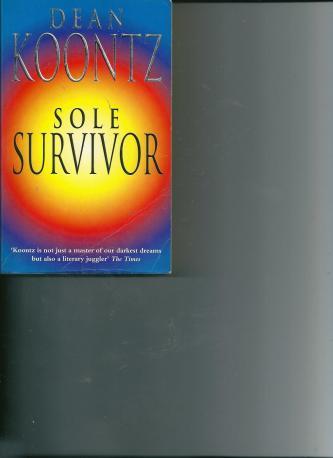 Sole Survivor, by Dean Koontz