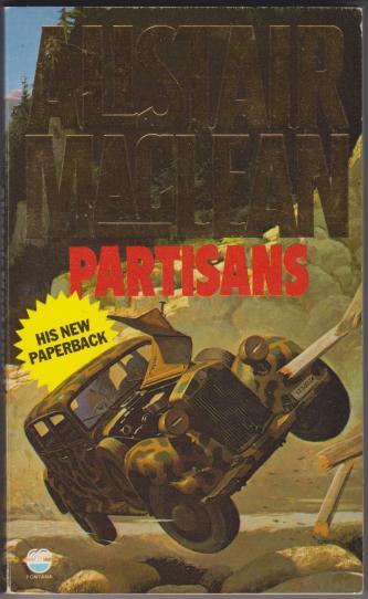 Partisans, by Alistair MacLean