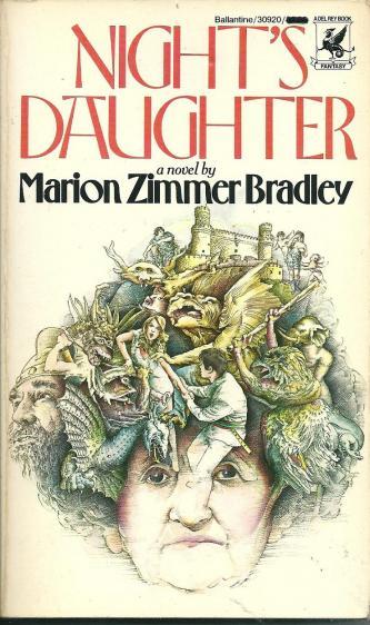 Night's Daughter, by Marion Zimmer Bradley