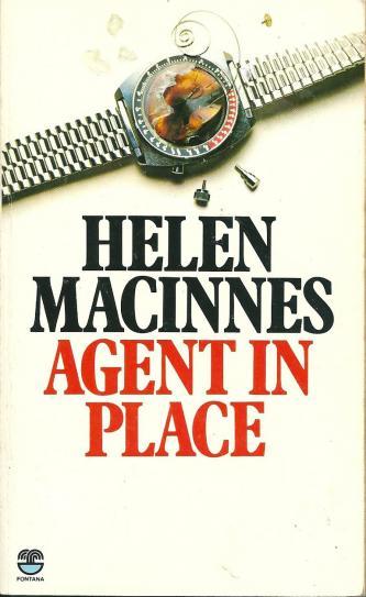 Agent in Place, by Helen MacInnes