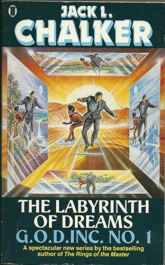 The Labyrinth of Dreams, by Jack L Chalker
