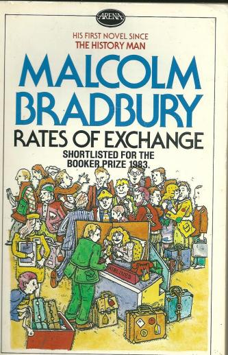 Rates of Exchange, by Malcolm Bradbury