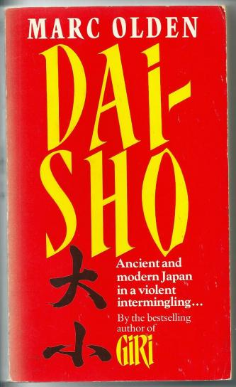 Dai-Sho, by Marc Olden