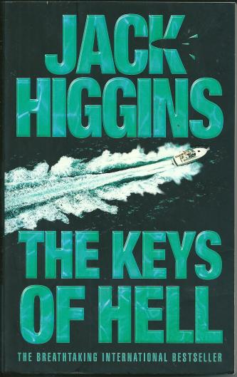 The Keys of Hell, by Jack Higgins