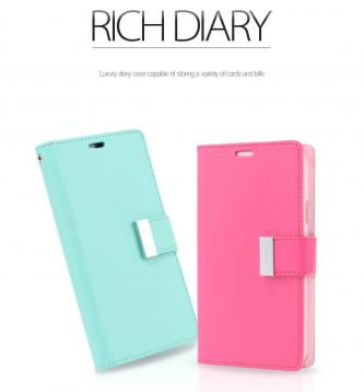 Genuine Mercury Goospery Rich Diary