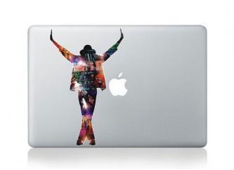 Premium Michael Jackson Apple MacBook Decal skin Air/Pro 13