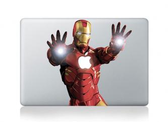 Iron Man Apple MacBook Decal skin Air/Pro13