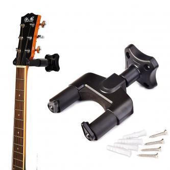 Guitar Hangers Hooks Holders Keeper Wall Mount
