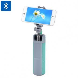 Bluetooth Speaker Selfie Stick