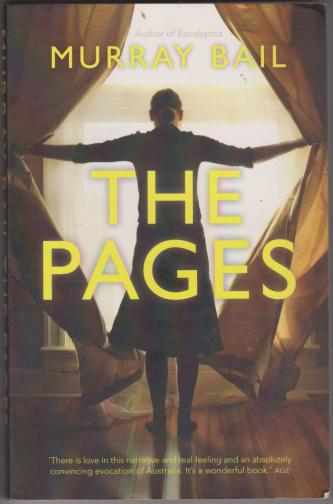 The Pages, by Murray Bail