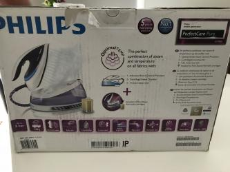 Philips perfect care pure steam generator new in box with manuals